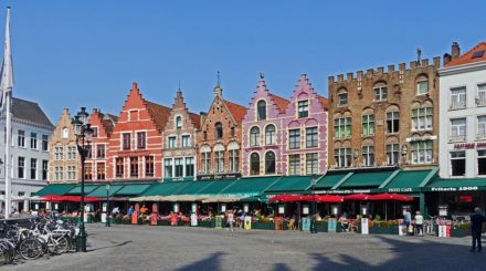 Weekendje weg naar een van de leukste Europese steden? Vind een hotel in Brugge!