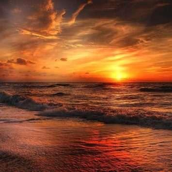 Op vakantie in Nederland? Bezoek het strand van Rockanje!