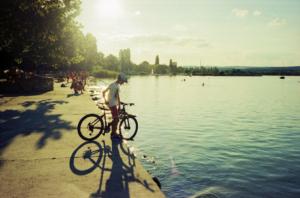 gardameer fietsen