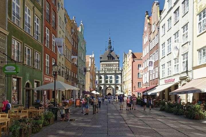 Korte vakantie in Gdánsk